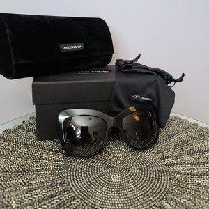 Authentic Dolce & Gabbana Cat Eye Sunglasses